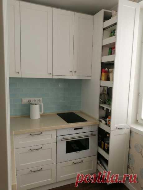 Маленькие кухни в минималистичном стиле (со всей необходимой техникой) | Mebel Map | Яндекс Дзен
