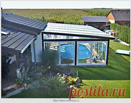 Открытый или крытый бассейн на даче. Что выбрать? | Идеи домашнего мастера