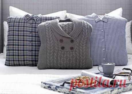 Диванные подушки своими руками: 20 великолепных идей (Шитье и крой) – Журнал Вдохновение Рукодельницы
