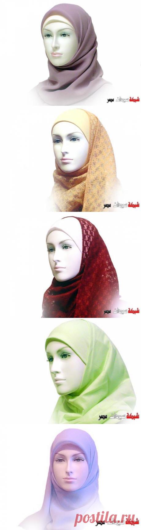 لفات حجاب جميلة جدا وشيك جدا للصبايا المحجبات 2020