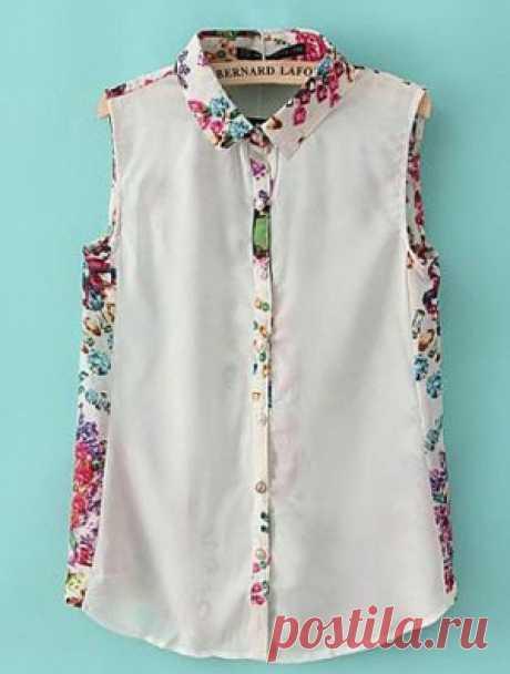 Оригинальные переделки блузок - фото из альбома пользователя Каталина