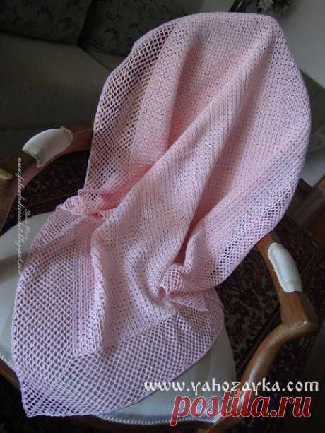La manta tierna para el niño por el gancho. La manta chiné por el gancho para el recién nacido la manta Tierna para el niño por el gancho. La manta chiné por el gancho para el recién nacido