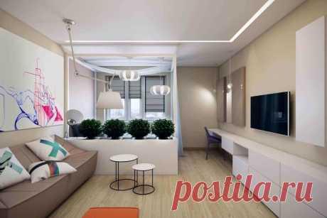 5 ярких идей для обустройства гостиной   Рекомендательная система Пульс Mail.ru