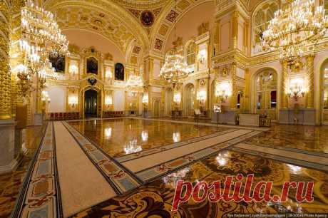 Парадная резиденция Президента РФ (фото) — Все о туризме и отдыхе