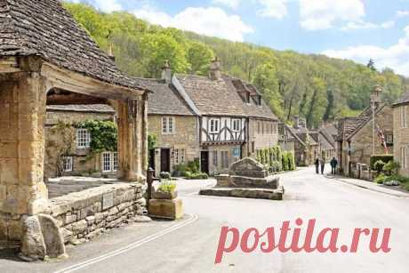 Castle Combe Cottage, Cotswolds - Houses for Rent in Castle Combe