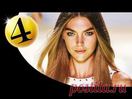 #4 Arizona Muse - Spring 2012 First Face Countdown | FashionTV - FTV