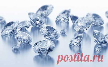 Натуральные камни. Бриллиант | Newpix.ru - позитивный интернет-журнал