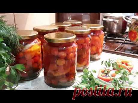 Вкуснейшие помидоры черри