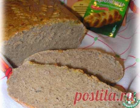 Рисово-льняной хлеб – кулинарный рецепт