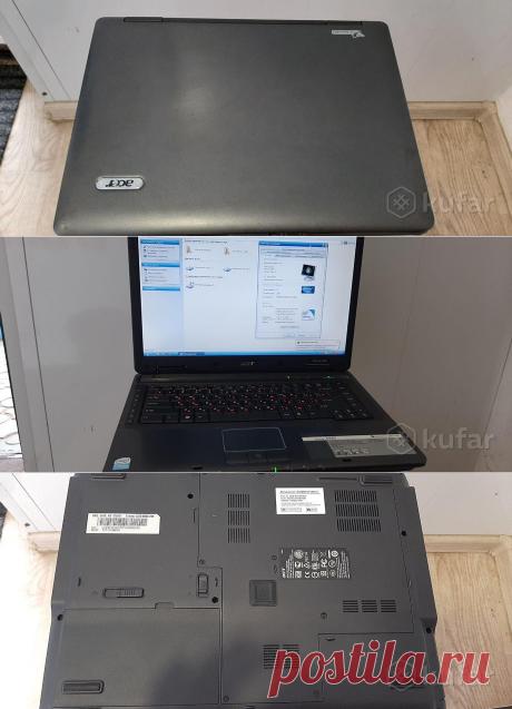 Лэптоп Acer Extensa 5220-050512Mi