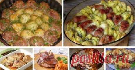 6 рецептов мясных блюд
