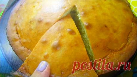 Воздушный пирог с вареньем. | Рецепты от БюдЖетницы | Яндекс Дзен