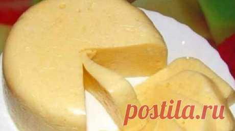 Самый вкусный домашний сыр всего за 3 часа! Натуральный и полезный. В магазине такой не купишь!