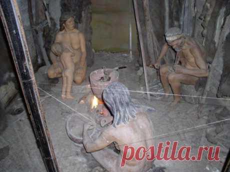 Наши предки. Старая Ладога.