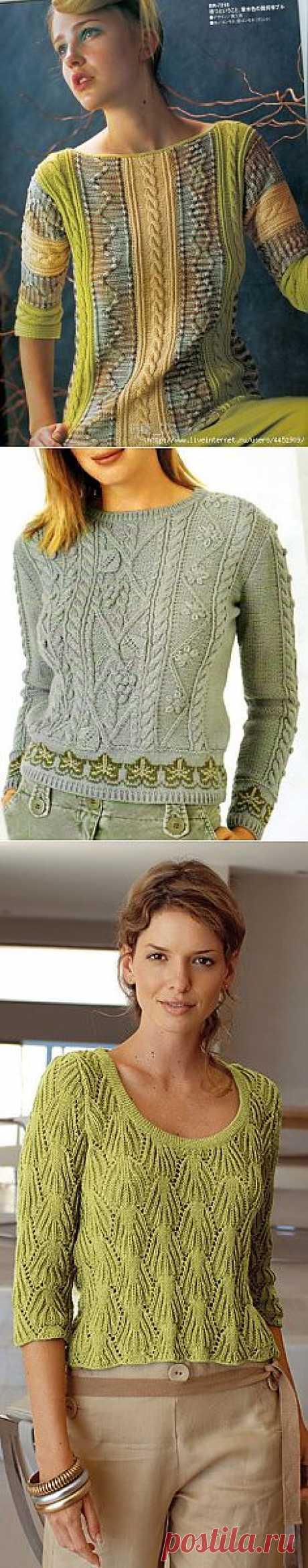 пуловеры | Записи в рубрике пуловеры | Я желаю тебе счастья!