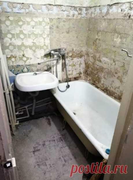 Муж сделал в квартире санузел похожий на общественный. Жена в панике Что только не придумают умельцы, которым приходится делать ремонт в маленьких ванных.... Читай дальше на сайте. Жми подробнее ➡