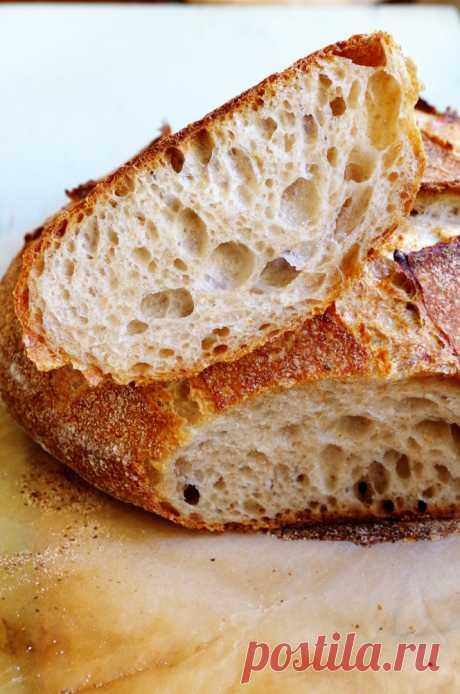 Вермонсткий хлеб/ Vermont Sourdough (Хамельман) - lenkazhestyanka — ЖЖ