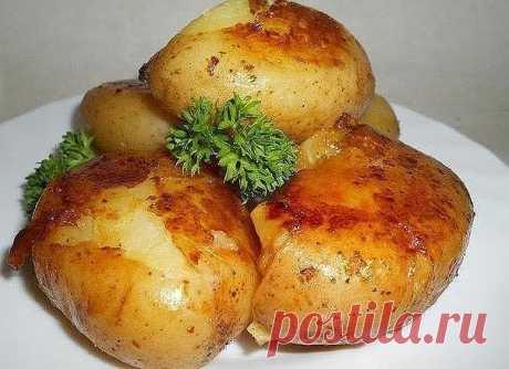 25 рецептов из картофеля: