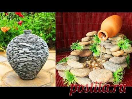 Поделки из камней.Crafts from stones.