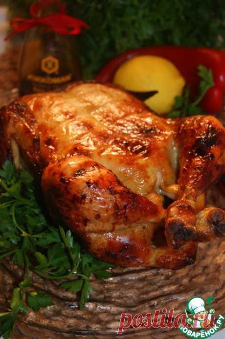 "Курица ""Секретная"" – кулинарный рецепт"