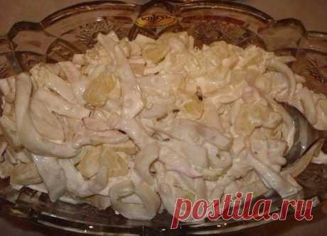 Вкусные и полезные салаты: 7 рецептов
