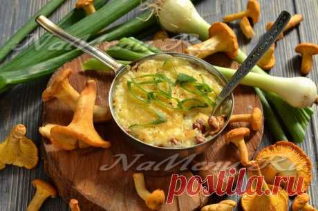 Жульен с грибами, рецепт классический в духовке