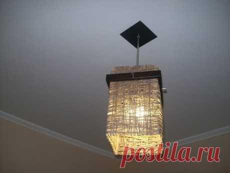 АБАЖУР для ЛЮСТРЫ своими руками 💗 ЛЮСТРА 💗 lampshade Vintage Lamp Designs