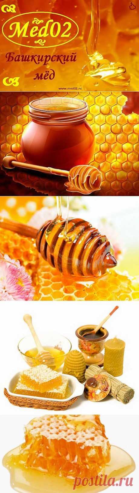 Башкирский мёд - Med02