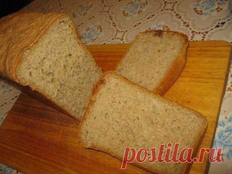 Bread rye and wheat - Simple recipes of Овкусе.ру
