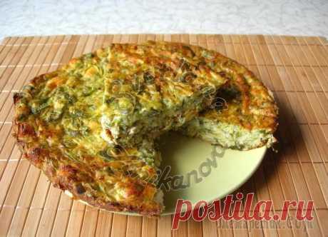 Невероятно простой рецепт запеканки из кабачков. Вкусно и сытно! Предлагаю вашему вниманию очень вкусную запеканку из кабачков, зелени и плавленого сыра.По вкусу такая запеканка очень напоминает овощную пиццу, но имеет меньшее количество калорий. Готовить такую за...