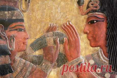 ИЗ ДНЕВНИКОВЫХ ЗАПИСЕЙ Е.И.РЕРИХ О ВОПЛОЩЕНИИ ВЛАДЫКИ И УРУСВАТИ В ЕГИПТЕ. Нефру и Нефрит.