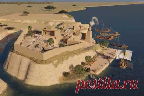 В Узбекистане утерянная Александрия Оксианская воссоздана в виртуальной реальности