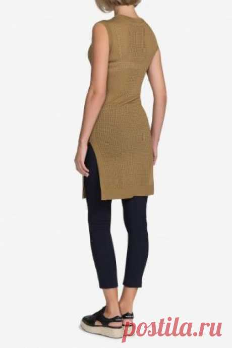 Официальный интернет магазин VASSA&Co - Женская коллекция - Платье LKL1807C74