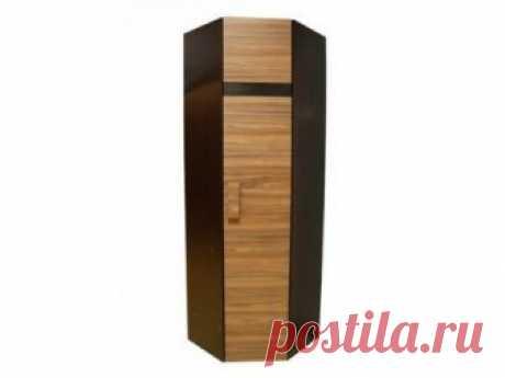 Угловые распашные шкафы из МДФ и из натурального дерева с антресолью — купить недорого в Москве от производителя в интернет-магазине «Первый Мебельный»