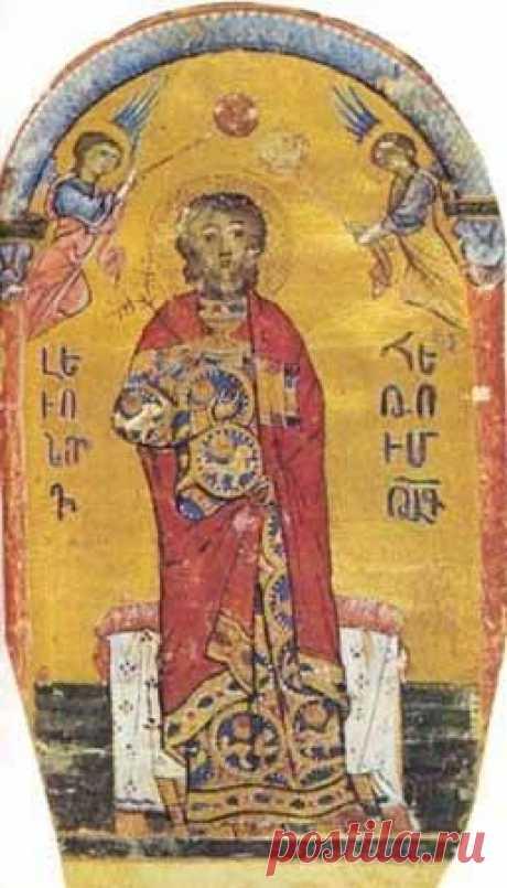 Պատմություն Հայոց --- 1269 թ-ին հունվարի 6-ին է թագադրվել Լևոն Գ Հեթումյան թագավորը Տարսոն քաղաքում, իսկ ծերունի հայրը մտավ Դրազարկի վանքը՝ իբրև կրոնավոր։(հունվարի 24, 1236 - փետրվարի 6, 1289, Սիս, Ադանա, Թուրքիա), Հայոց թագավոր Կիլիկիայում, Հեթում Ա–ի ավագ որդին և հաջորդը։ Հեթումյան արքայատան երկրորդ գահակալը։ 1256 թ.–ին Հեթում Ա 20–ամյա Լևոնին շնորհեց «ձիավոր ասպետի» կոչում և հռչակեց գահակից։ 1262 թ.–ին Լևոնը ամուսնացավ Լաբրոնի տեր Հեթում իշխանի դստեր՝ Կեռանի հետ։