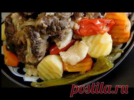 БАСМА Которая покоряет вас/вкусный ужин или обед/узбекская кухня
