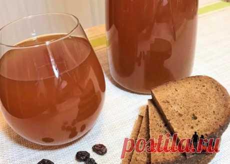 Домашний квас — 5 простых рецептов приготовления хлебного кваса.