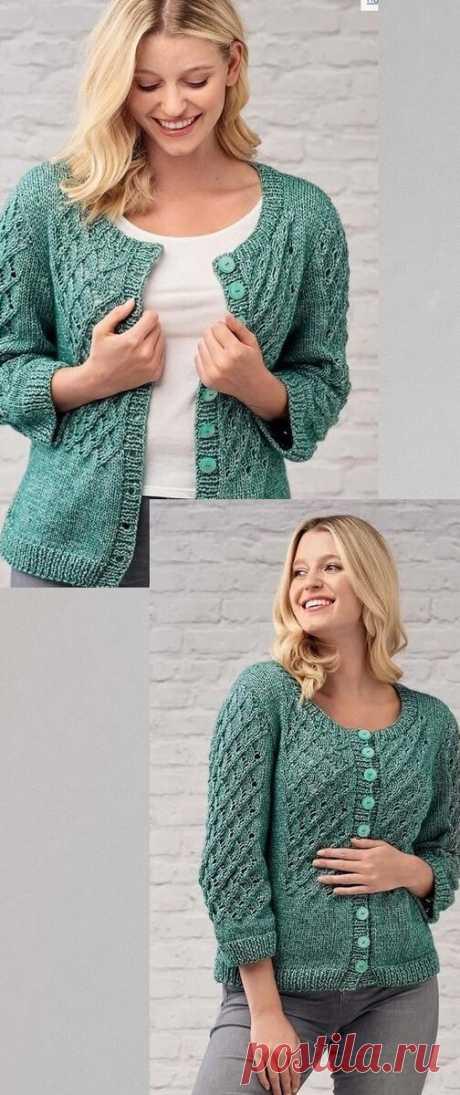 Джемперы связанные спицами с размерами S - ХXXL | Хобби и развлечения | Яндекс Дзен