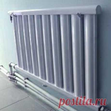 Вакуумные радиаторы отопления - устройство, преимущества, монтаж
