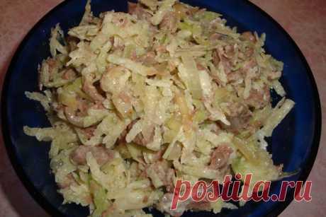 Редька в салате из 3-х компонентов - Простые рецепты Овкусе.ру