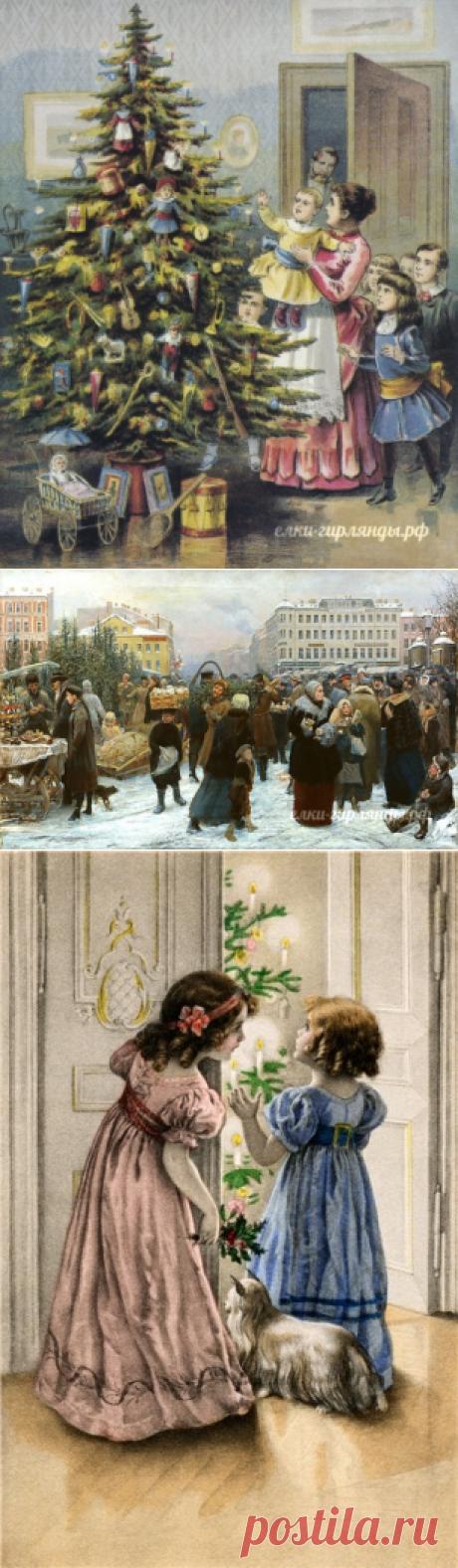 Приключения Елки в России : серьезно и не очень. / Болталка / Истории в картинках