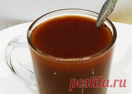 """Какао необычный """"Антигрипп"""" - пошаговый рецепт с фото. Автор рецепта Надежда . - Cookpad"""