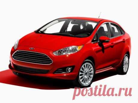 Ford Fiesta – стильный рестайлинг седана В-класса