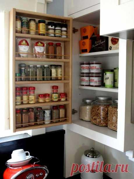 Интересные и нестандартные идеи эргономичной организации кухонного пространства — Сделай сам, идеи для творчества - DIY Ideas