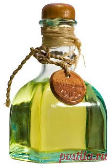 Красота и оливковое масло.