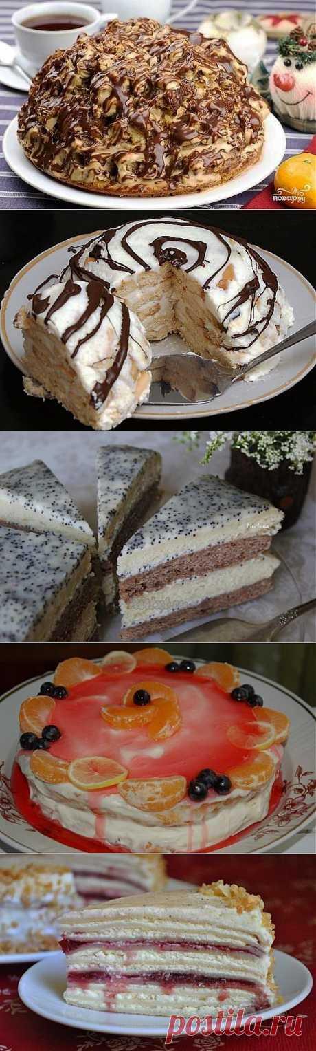 10 вкуснейших домашних тортиков | Упрости себе жизнь