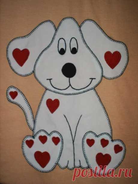 Cachorro. | moldes e desenhos
