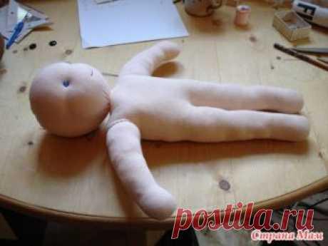 Вальдорфская кукла. Описание работы и выкройки
