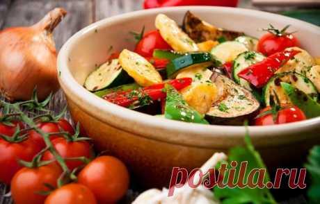 Шесть типичных ошибок при запекании овощей в духовке • INMYROOM FOOD