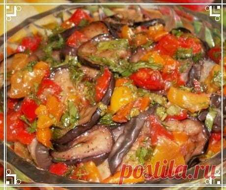 Супер-вкусные баклажаны с помидорами: лучшие рецепты приготовления